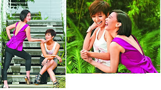 Mandy Wong & Rebecca Zhu – The Miss HKs in an Acting Battle