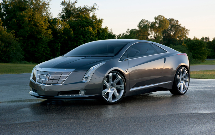 "Cadillac ELR ""Extended Range"" Coupe: Converj Concept Moves Into Production"