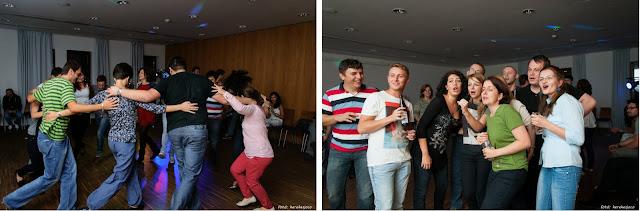Karaoke Party, by Kerekes Jozsef