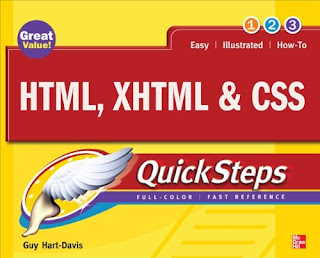 HTML, XHTML & CSS Quick Steps