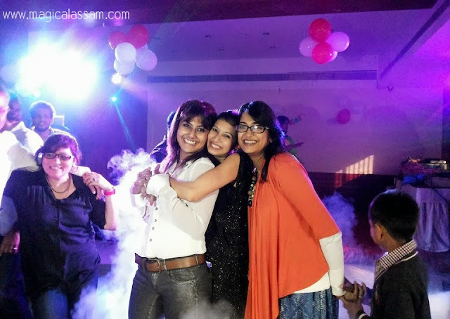 assamese actress party images
