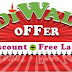 Godrej Diwali Offers 2012: Get Huge Discount & Free La Opala Set