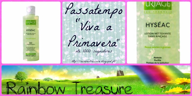 "Passatempo ""Viva a Primavera"""