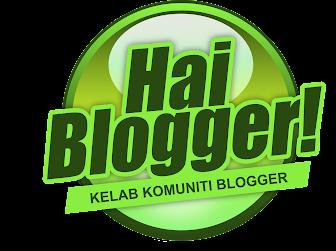 Hai Blogger!