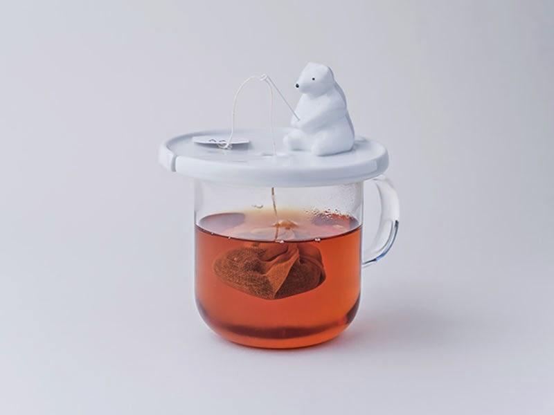 maneras originales de tomar el té