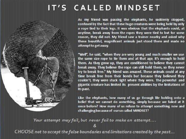 / mindset /