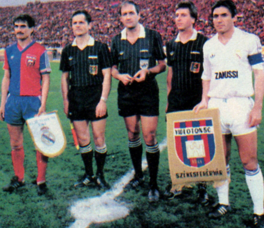 Image result for videoton 1985 uefa cup final