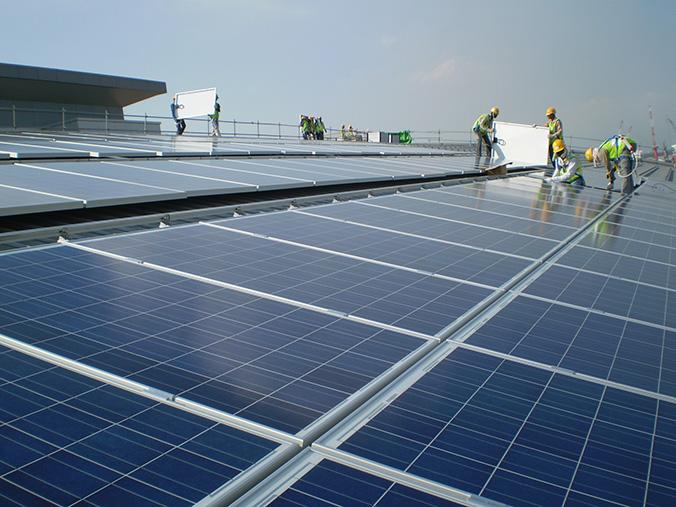 erste solaranlage deutschland