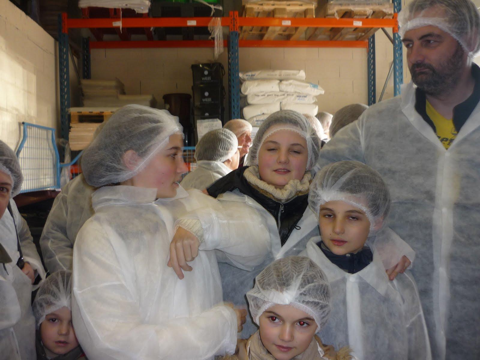 O'zon Vivre VISITE DE LA CHOCOLATERIE DE NEUVILLE AUX BOIS # Chocolaterie De Neuville Aux Bois
