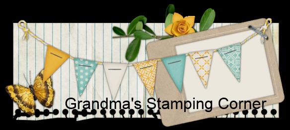 Grandma's Stamping Corner