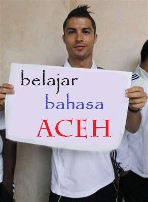 Ronaldo Bahasa Aceh