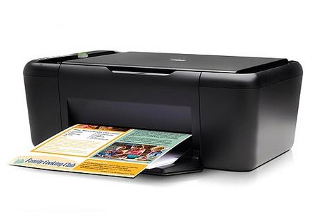 Скачать драйвер для принтера HP Deskjet F2483