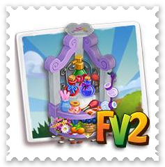 Farmville 2 big harvest costruisci la tua profumeria for Costruisci la tua fattoria