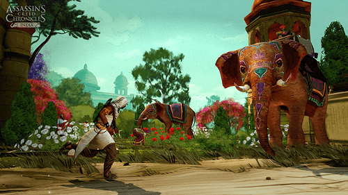 Assassins Creed Chronicles India PC Full Version 2
