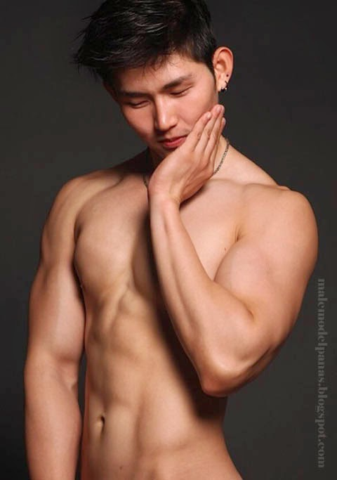 thailand magazine behind the scene of hot muscle men