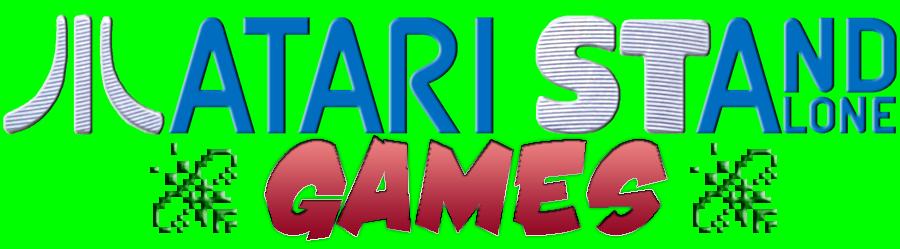 ATARI STand Alone Games