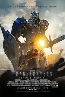 Transformers: La era de la extinción (Transformers 4) 2014