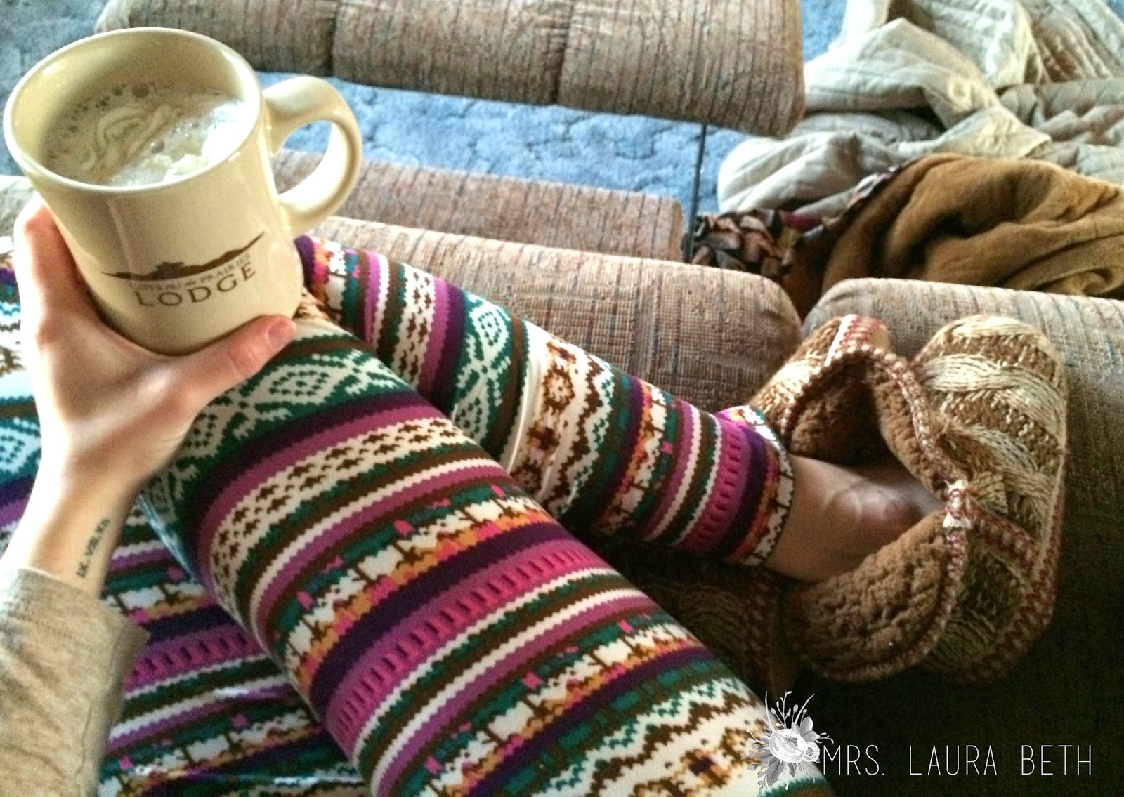 comfy, coffee, lazy day, mukluks