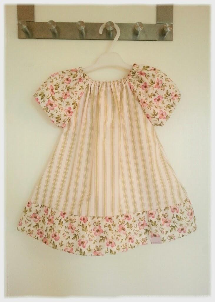 sy en singoalla klänning mönster