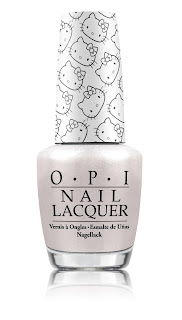 OPI Kitty White