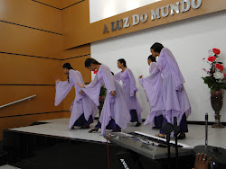 O MINISTÉRIO DE DANÇA.