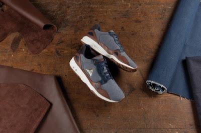 Le Coq Sportif, LCS R900, Bolivar, sneakers, zapatillas, calzado, Suits and Shirts, Fall 2015,