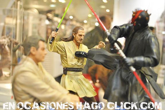 Exposicion de Star Wars en Madrid