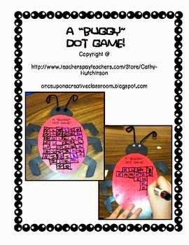 http://www.teacherspayteachers.com/Product/Buggy-Dot-Game-1087950