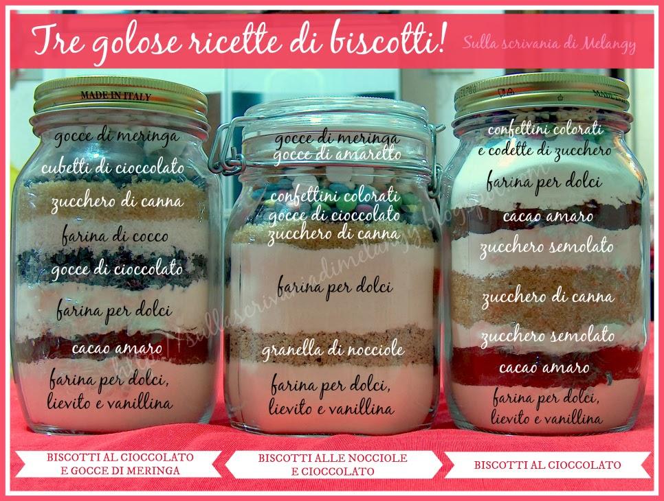 Super Biscotti in barattolo: regalo di Natale home-made! | Sulla  BN54