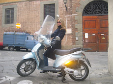 Mad about Vespa's