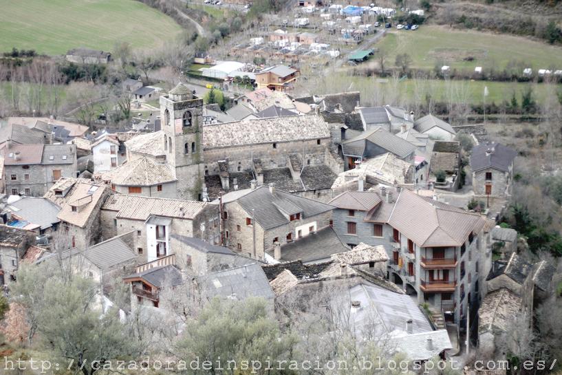 Boltaña, Huesca, Spain.