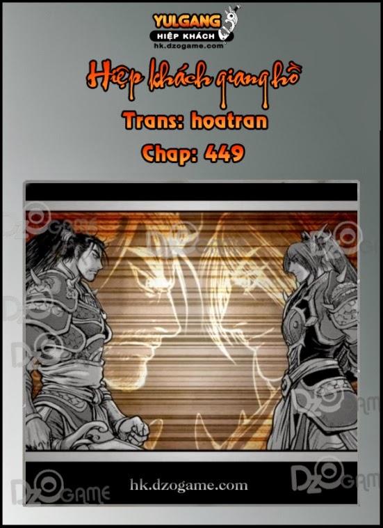 Hiệp Khách Giang Hồ - Chapter 449 - Pic 1
