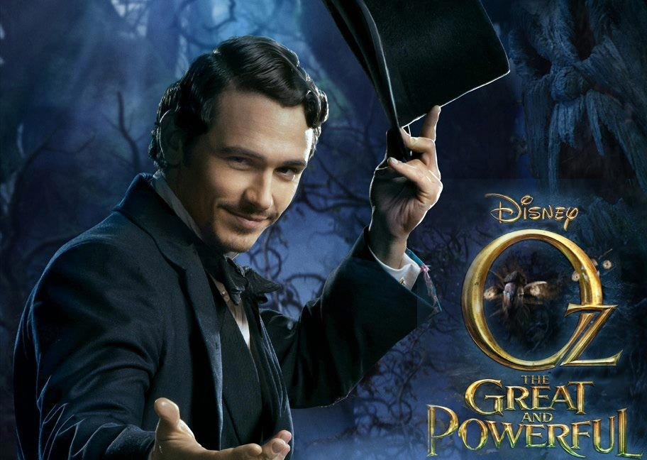 time out watch this movie oz the great and powerful