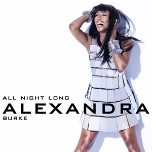 Karaoke All Night Long - Video with Lyrics - Alexandra Burke