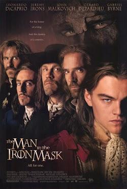 Người Đàn Ông Sau Chiếc Mặt Nạ Sắt - The Man In The Iron Mask (1998) Poster