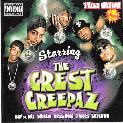 The_Crest_Creepaz-Thizz_Nation_Vol._16-2007-CR