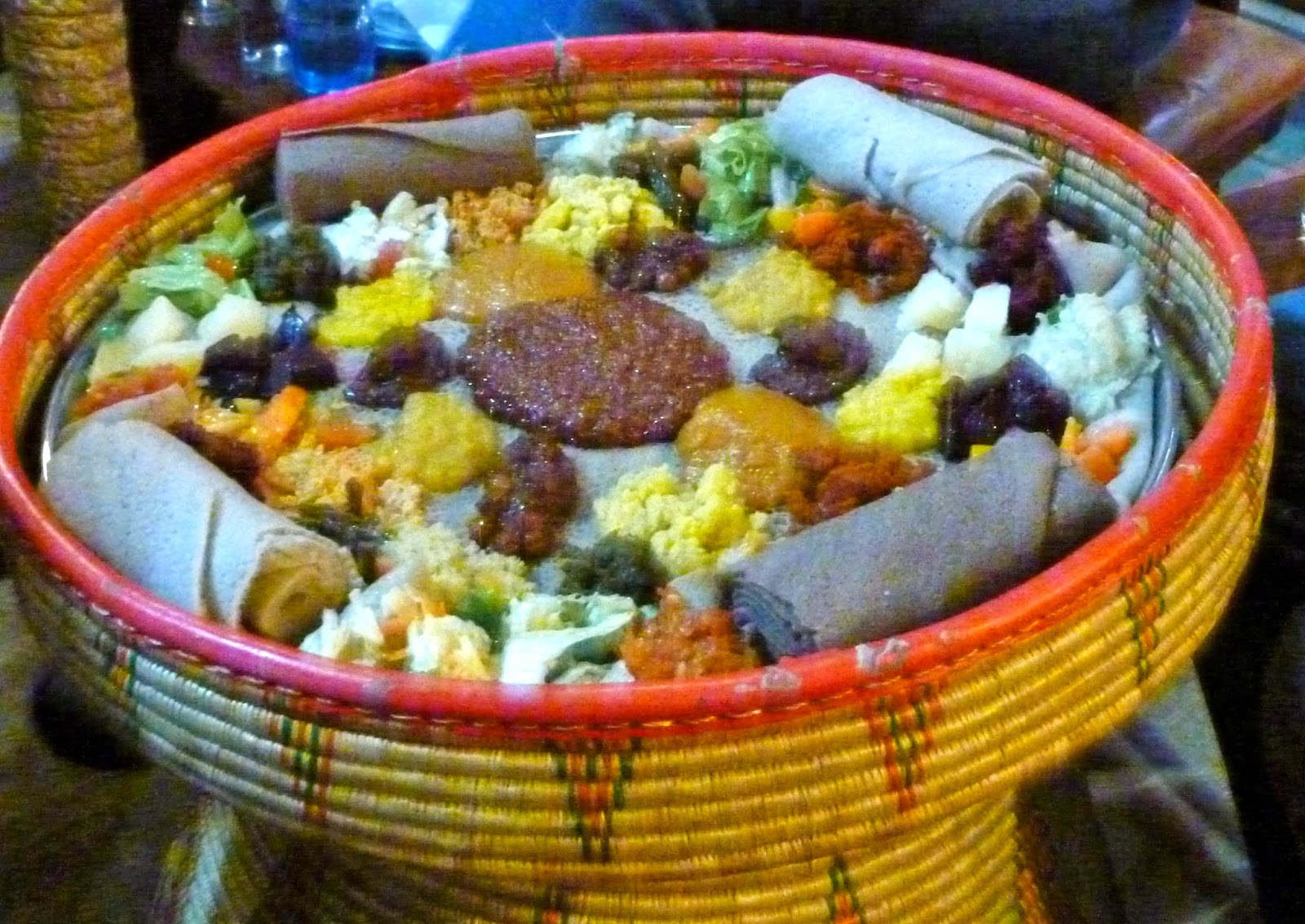 Finally ethiopian food is back in south florida for Authentic ethiopian cuisine