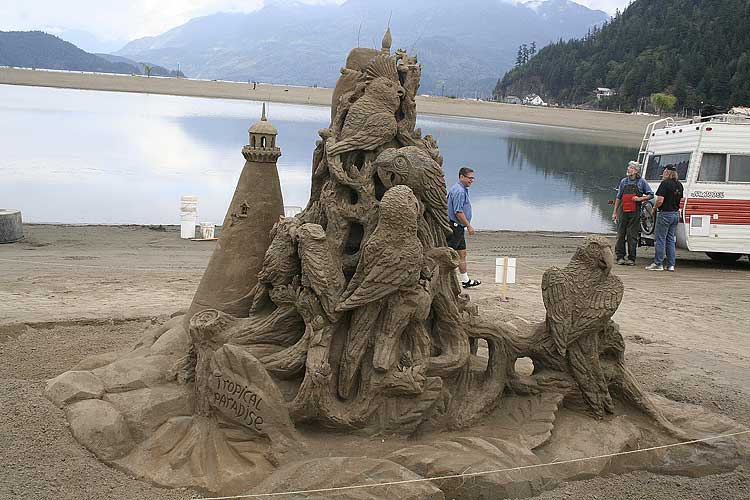 Amazing Sand Castles Creations Awesome Contest What