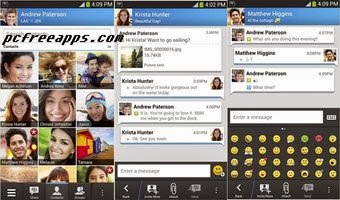 Download BBM for PC free