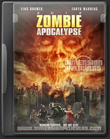 Zombie Apocalypse (BRRip HD Ingles Subtitulado) (2011)