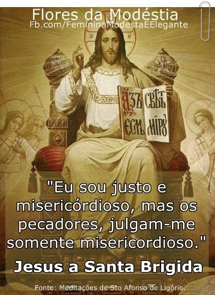 Sobre a Misericórdia e Justiça Divina