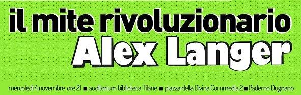 SERATA DEDICATA ad ALEX