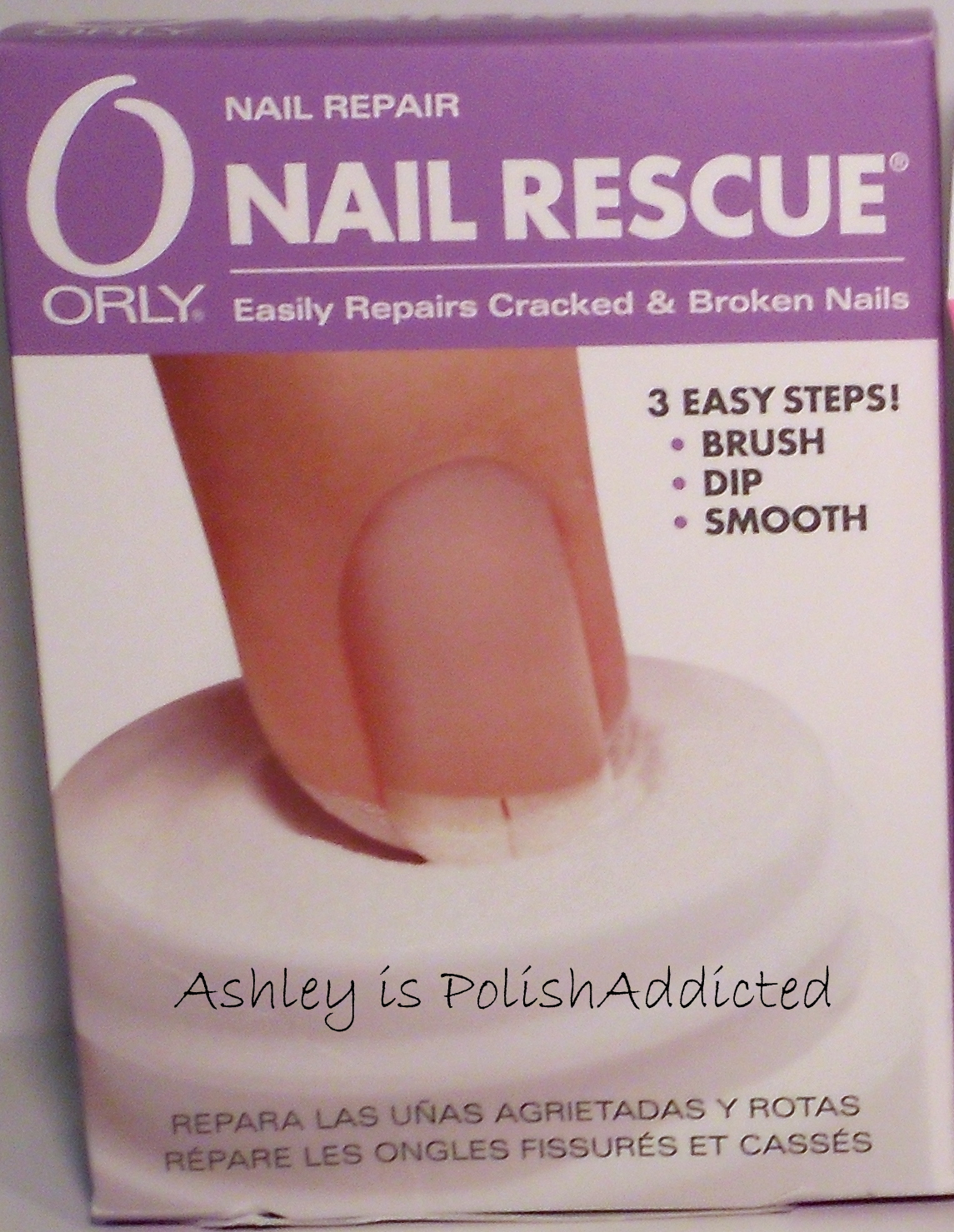 My Honest And Unbiased Review Of Orly Nail Rescue Kit
