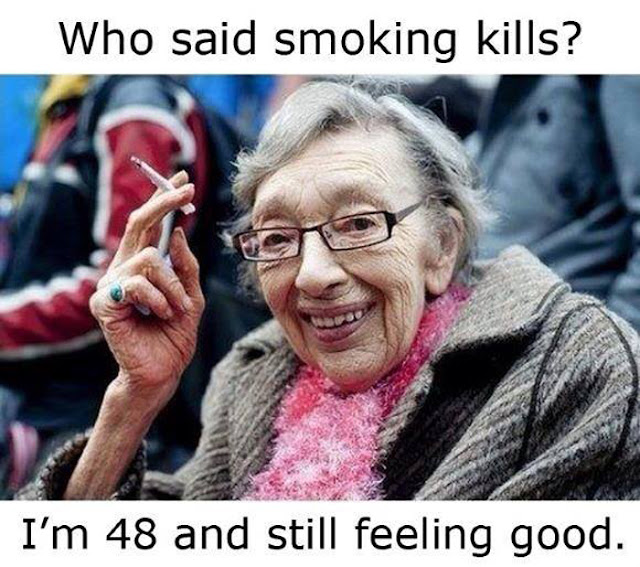 Smoking is Good | Really Smoking is Good for You