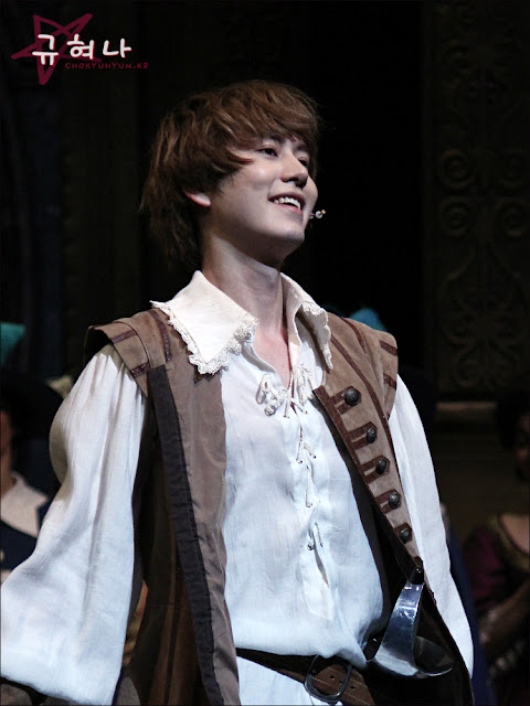 Kyuhyun The Three Musketeer 10