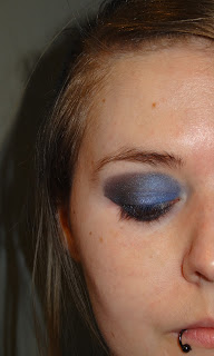 blå, mörkblå, nattblå
