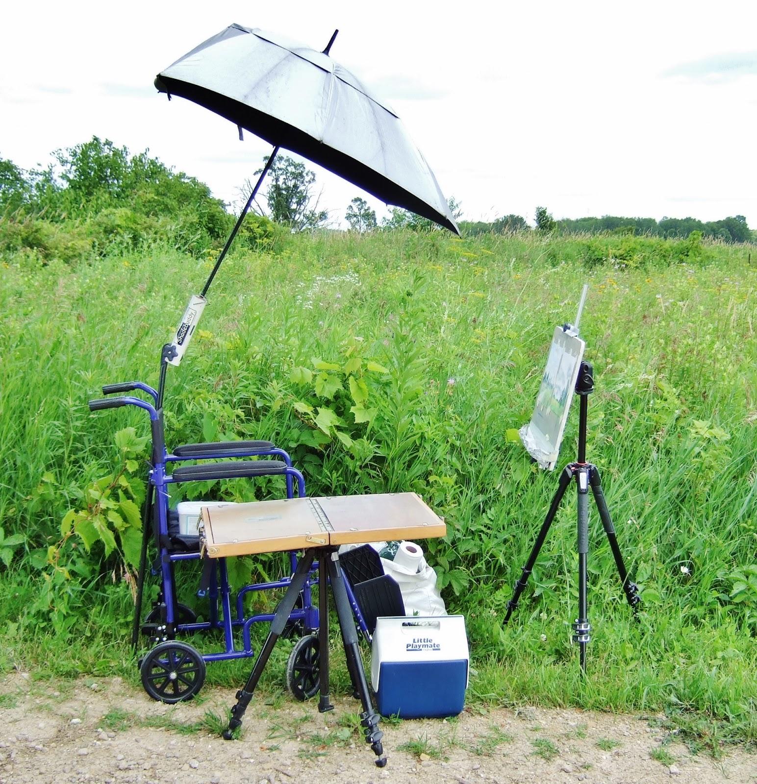 dane county plein air painters please remain seated