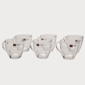 Pepperfry: Buy Blinkmax Tea cups 6 Pieces 190 ml at Rs.179 Pepperfry