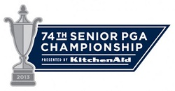 2013 Senior PGA Championship presented by KitchenAid, May 23 thru 26