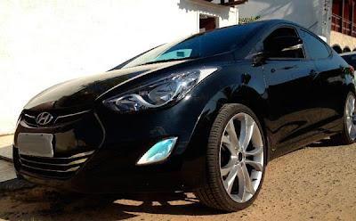 """Hyundai Elantra aro 20"""""""